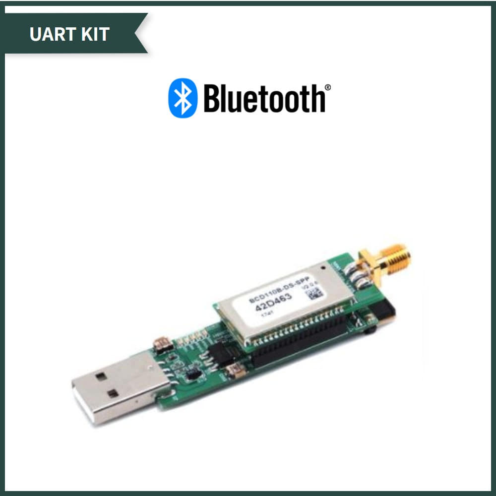 블루투스 UART KIT (BCD USB-TB + BCD110B-DS-SPP)