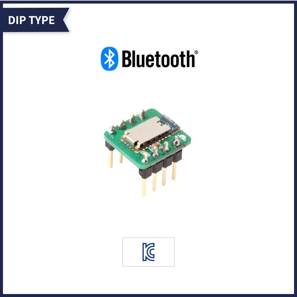 BoT-nLE522D[DIP Type]Super Tiny Bluetooth BLE Module