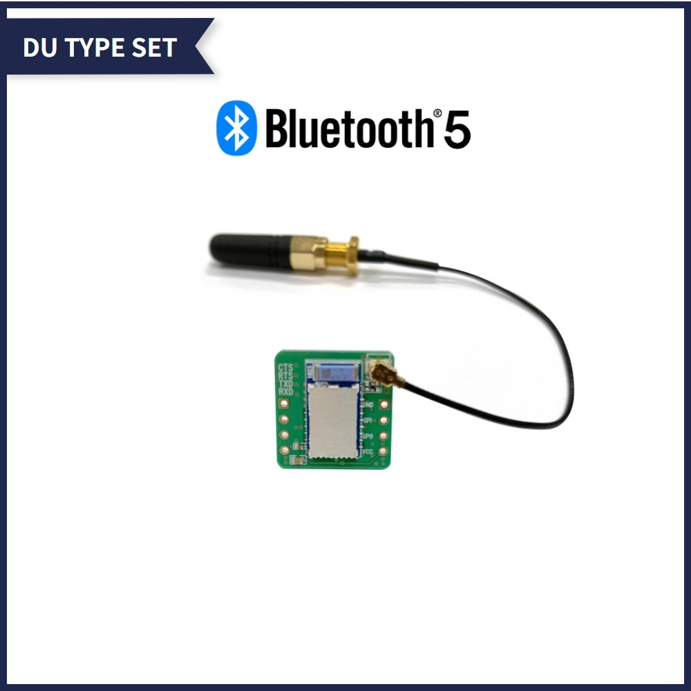 BoT-nLE521DU SET[DIP+UFL SET Type] Bluetooth v5.0 BLE Module